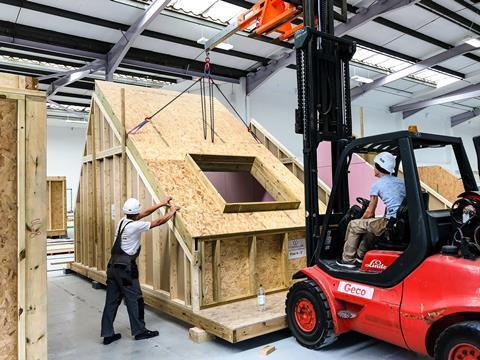 2025年の世界のモジュール建築市場規模1